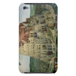 Tower of Babel, 1563 (oil on panel) iPod Touch Cover