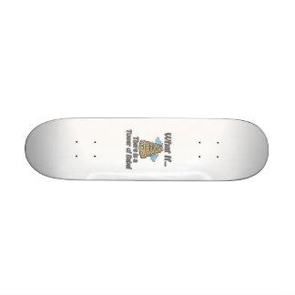 Tower of Babel Skate Board Deck