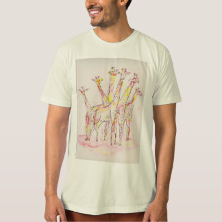 Tower of Giraffes T-shirt