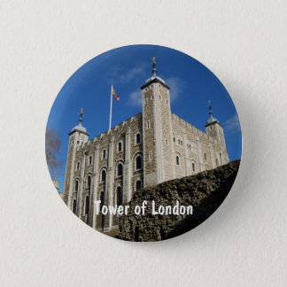 Tower of London 6 Cm Round Badge
