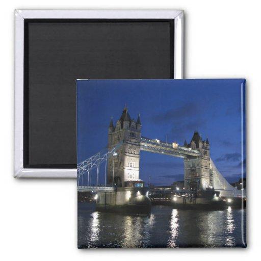 Tower of London Bridge Magnets