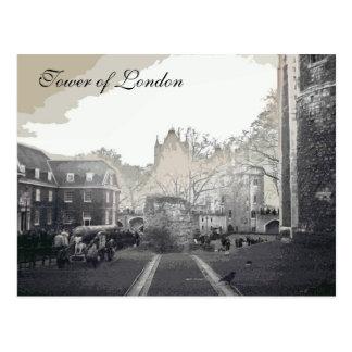Tower of London By Alexandra Cook aka Linandara Postcard