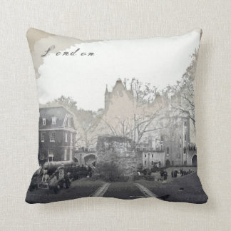 Tower of London By Alexandra Cook Throw Cushions