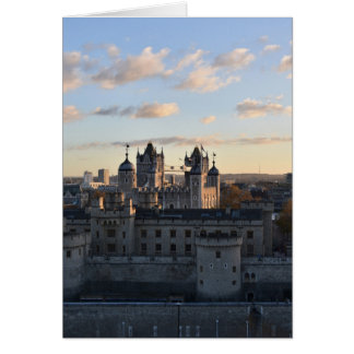 Tower of London Card