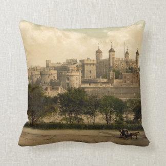 Tower of London, London, England Cushion