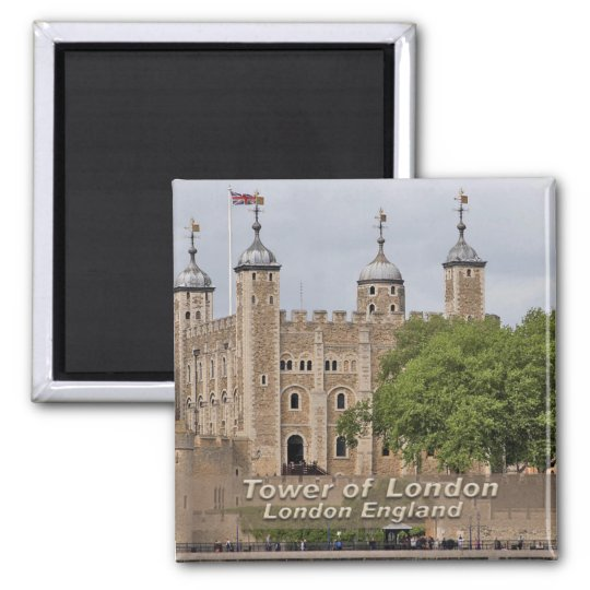 Tower of London - London England Magnet