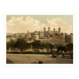 Tower of London, London, England Postcard