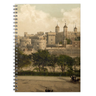 Tower of London, London, England Spiral Notebook