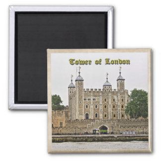 Tower of London Magnets