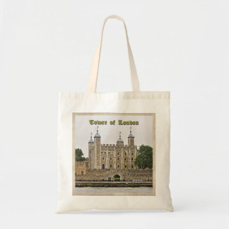Tower of London Budget Tote Bag