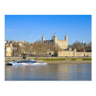 Tower of London, UK Postcard