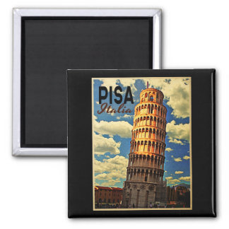Tower Of Pisa ltaly Magnet