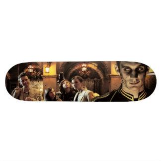 Tower of terror board skateboard deck