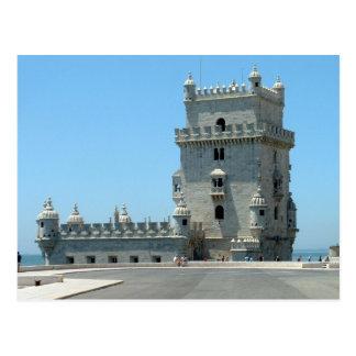 Tower Postcard