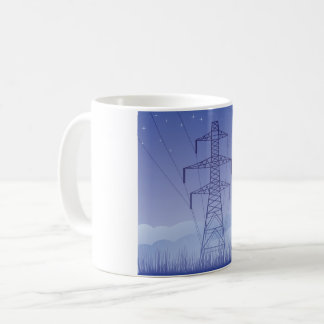 Tower Power Line Mug