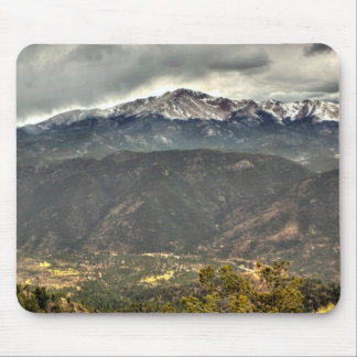 Towering over a Small Town Mouse Pad
