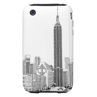 Towering Tower Tough iPhone 3 Covers