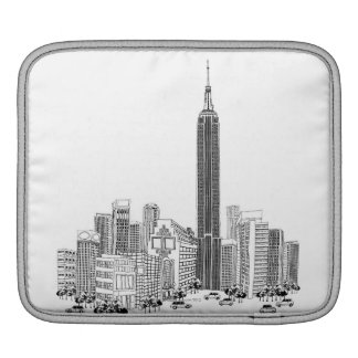 Towering Tower iPad Sleeve