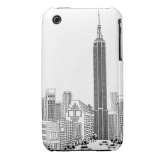 Towering Tower iPhone 3 Case-Mate Case