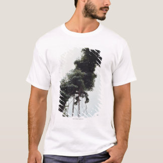 Towering tree and vines in jungle T-Shirt