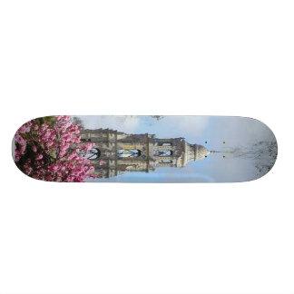 Towers Flowers Skate Board