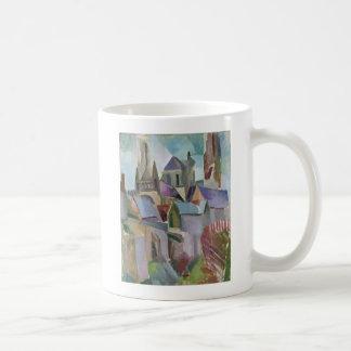 Towers of Laon, 1912 Coffee Mug