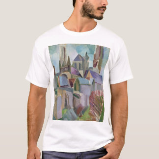Towers of Laon, 1912 T-Shirt