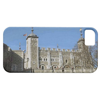 Towers of the tower of London iPhone 5 Cover