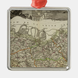 Town and Cities Christmas Ornament