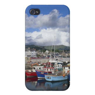 Town and Harbour, Dingle, County Kerry, Case For The iPhone 4