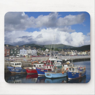 Town and Harbour, Dingle, County Kerry, Mousepads