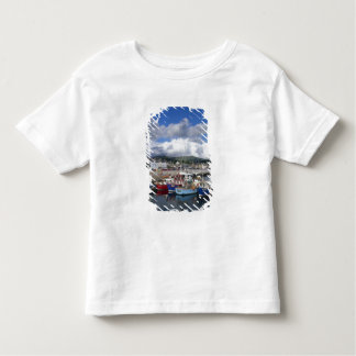 Town and Harbour, Dingle, County Kerry, Toddler T-Shirt