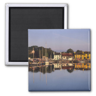 Town and harbour, Kinvarra, County Galway, Magnet