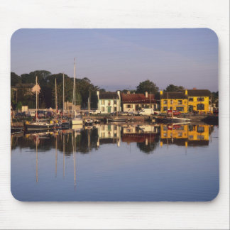 Town and harbour Kinvarra County Galway Mouse Pads