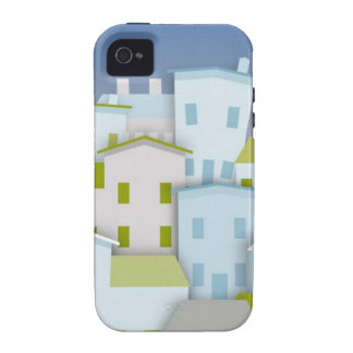 Town iPhone 4/4S Cases