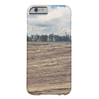 Town center Wood Barely There iPhone 6 Case