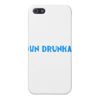 Town Drunkard Cases For iPhone 5