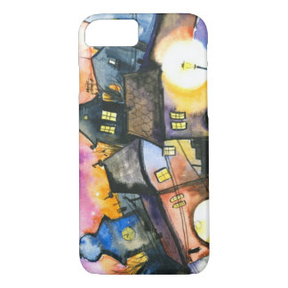 Town iPhone 7 Case