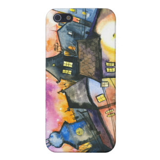 Town iPhone 5 Cover