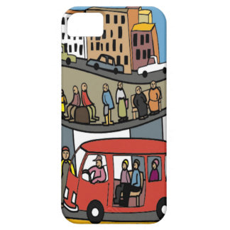 Town life case for the iPhone 5