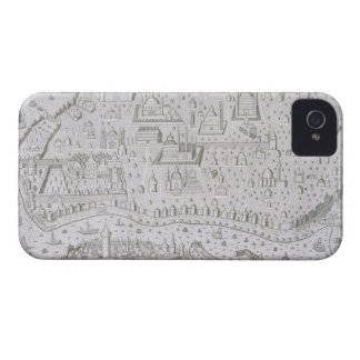 Town map of Constantinople, Turkey, c.1650 (engrav Case-Mate iPhone 4 Cases