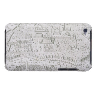 Town map of Constantinople, Turkey, c.1650 (engrav iPod Case-Mate Case