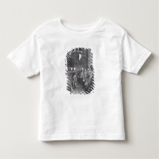 Town Meeting from M'Fingal', by John Trumball Toddler T-Shirt