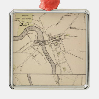 Town of Middlebury Christmas Ornament
