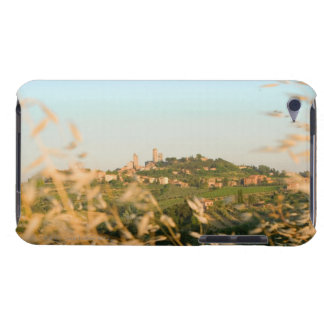 Town on a hill, San Gimignano, Siena Province, 2 Barely There iPod Case