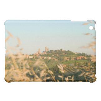 Town on a hill, San Gimignano, Siena Province, 2 Case For The iPad Mini