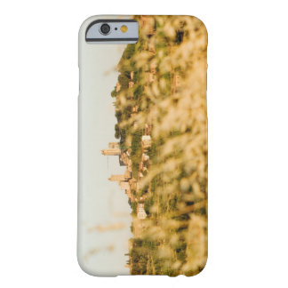 Town on a hill, San Gimignano, Siena Province, Barely There iPhone 6 Case