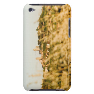 Town on a hill, San Gimignano, Siena Province, Barely There iPod Case