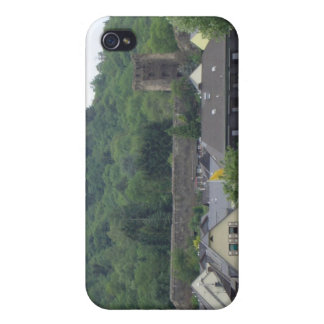 Town on the Rhine iPhone 4/4S Case