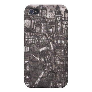 Town On Town iPhone 4/4S Covers